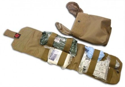 Blue Force Gear® Trauma Kit NOW! - fits the USMC IFAK or can