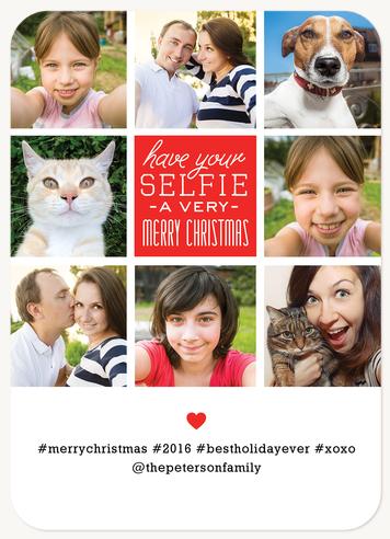 Selfie Christmas Funny Holiday Cards Selfie Christmas Card Funny Christmas Photos