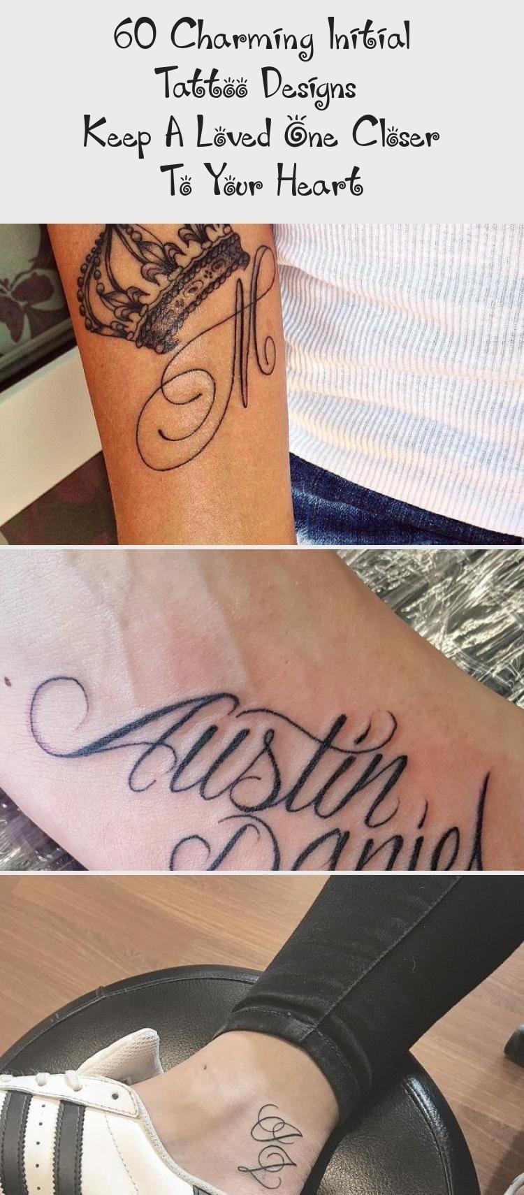 Photo of 55 Charmante anfängliche Tattoo-Designs – Halten Sie einen geliebten Menschen n…