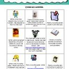 This is a rounding choice board that can be used as a math center, for enrichment, or as a project.  Students will choose 3 or more of the activiti...
