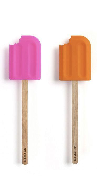 يبيلها ايس كريم Sowarr Com موقع صور أنت في صورة Spatula Set Pink And Orange Household Items