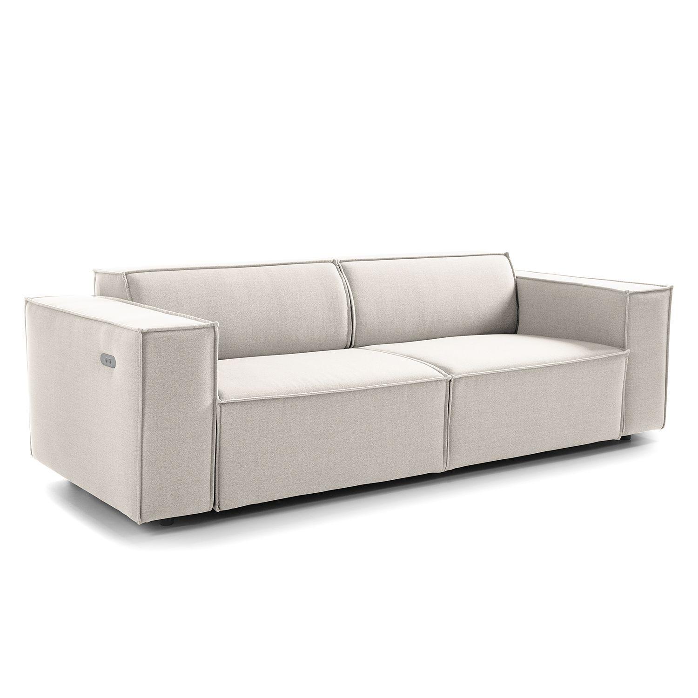 Sofa Kinx 2 5 Sitzer Webstoff Sofas Couch Mit Schlaffunktion Sofa Stoff