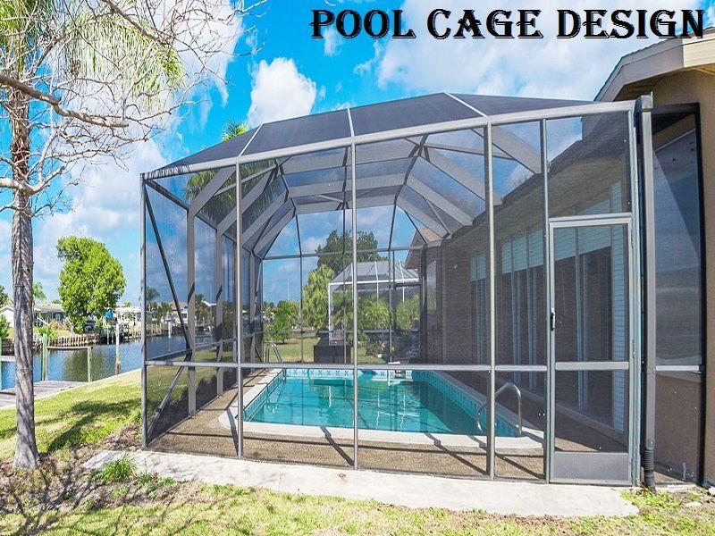 Pool Cage Design Pool Cage Pool Screen Enclosures