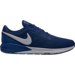 Photo of Nike Herren Laufschuhe Air Zoom Strukture 22, Größe 42 ½ in Blau NikeNike