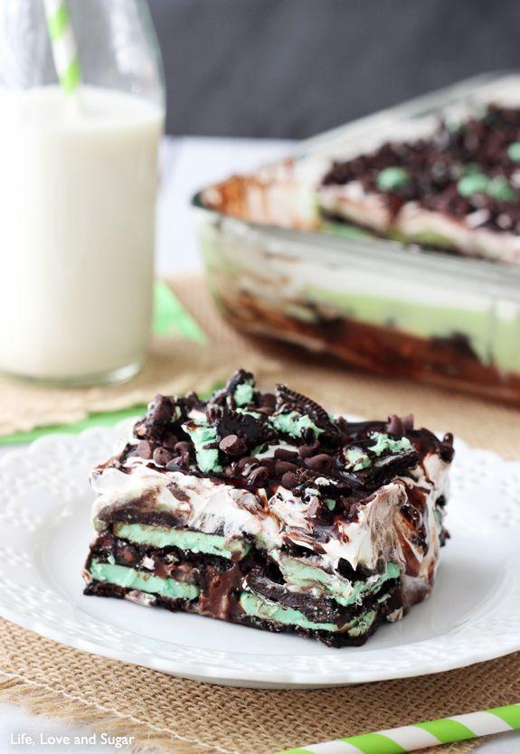 Ice Box Cake Perfection