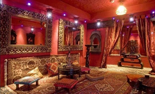moroccan decorating | For the Home | Pinterest | Moroccan and Bedrooms