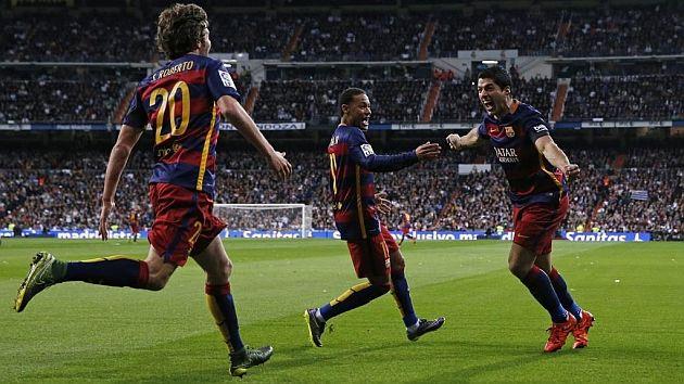 Real Madrid Vs Barcelona Resumen Goles Y Resultado Marca Com Real Madrid Madrid Barcelona