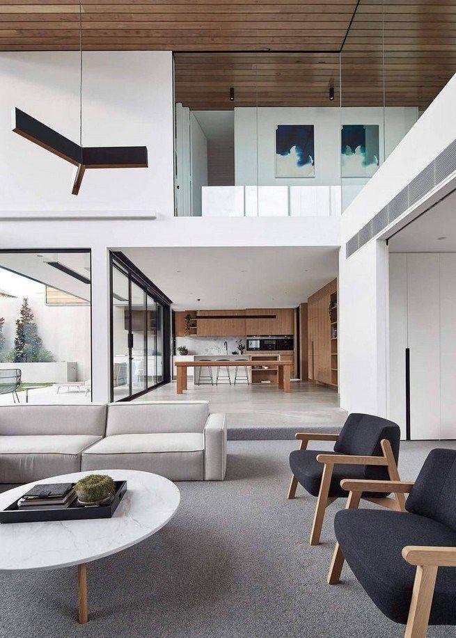 Living Room Decor Modern Luxury Houses 49 Www Bodrumhavadis Com Modern Houses Interior Minimalism Interior Minimal Interior Design