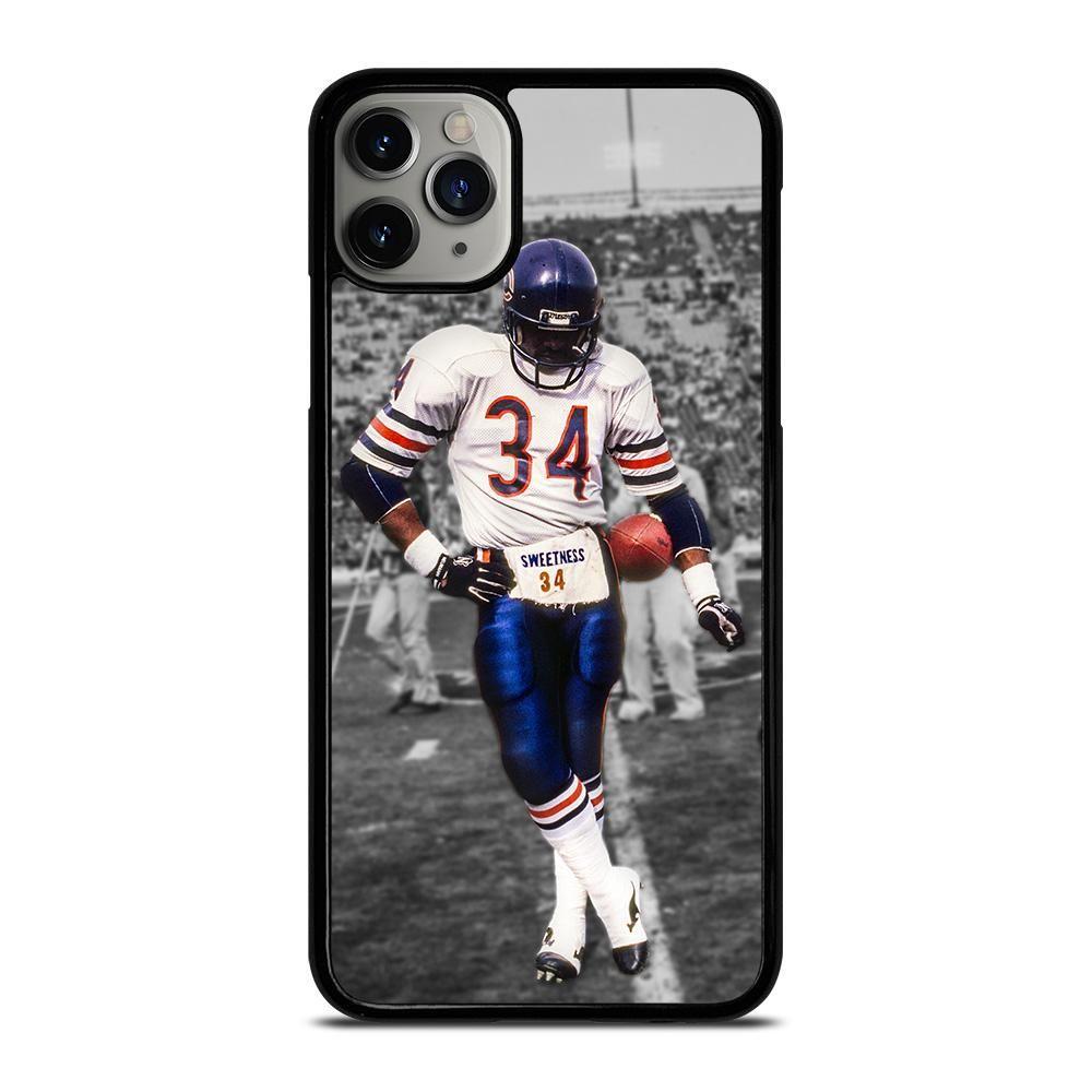 Chicago Bears Walter Payton 34 Iphone 11 Pro Max Case Cover Casesummer Walter Payton Case Cover Iphone 11 Pro Case