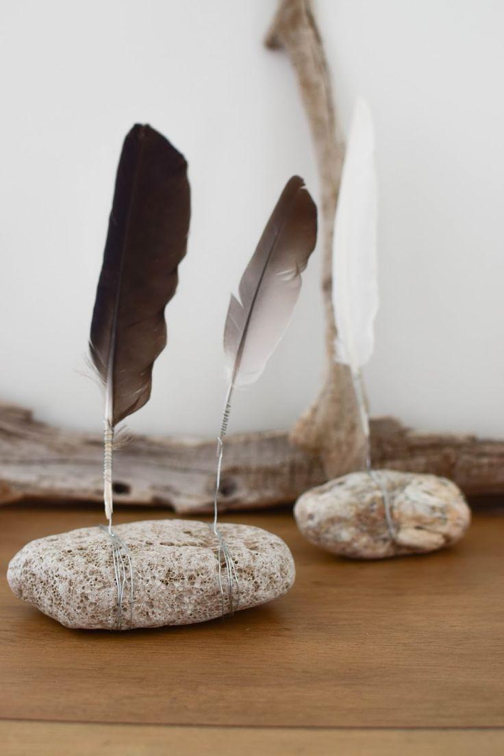 Ich und die Vögel: Federnlesen, ein tolles Feder-Deko-DIY und eine Verlosung für euch