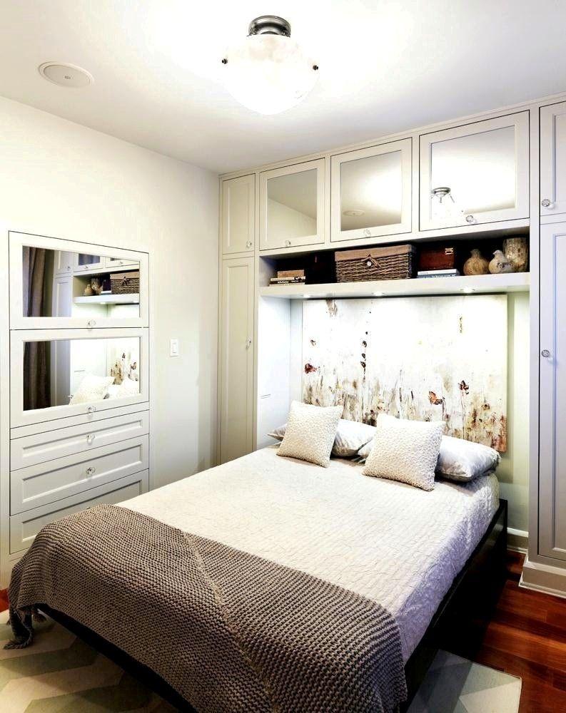 Charmant Wohnideen Small Bedrooms Ideen - Die Designideen für ...