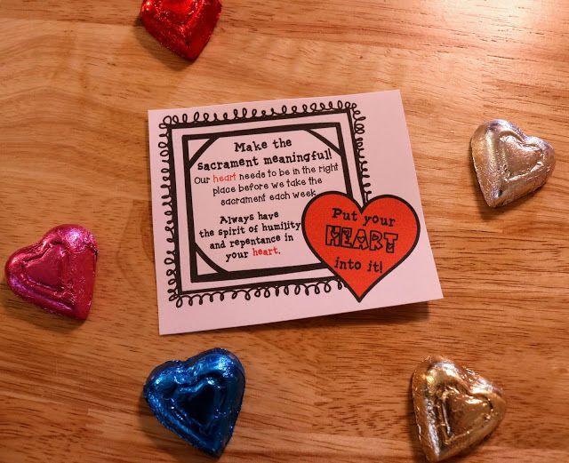 Put Your Heart Into The Sacrament Church Pinterest Your Heart