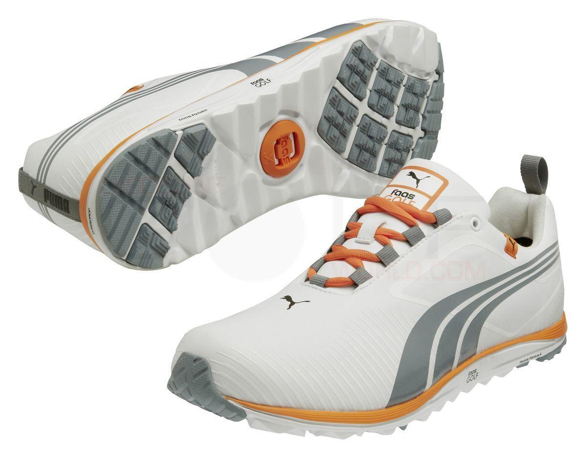 Puma FAAS Lite Spikeless Golf Shoes 186742 Waterproof 5e0c56476