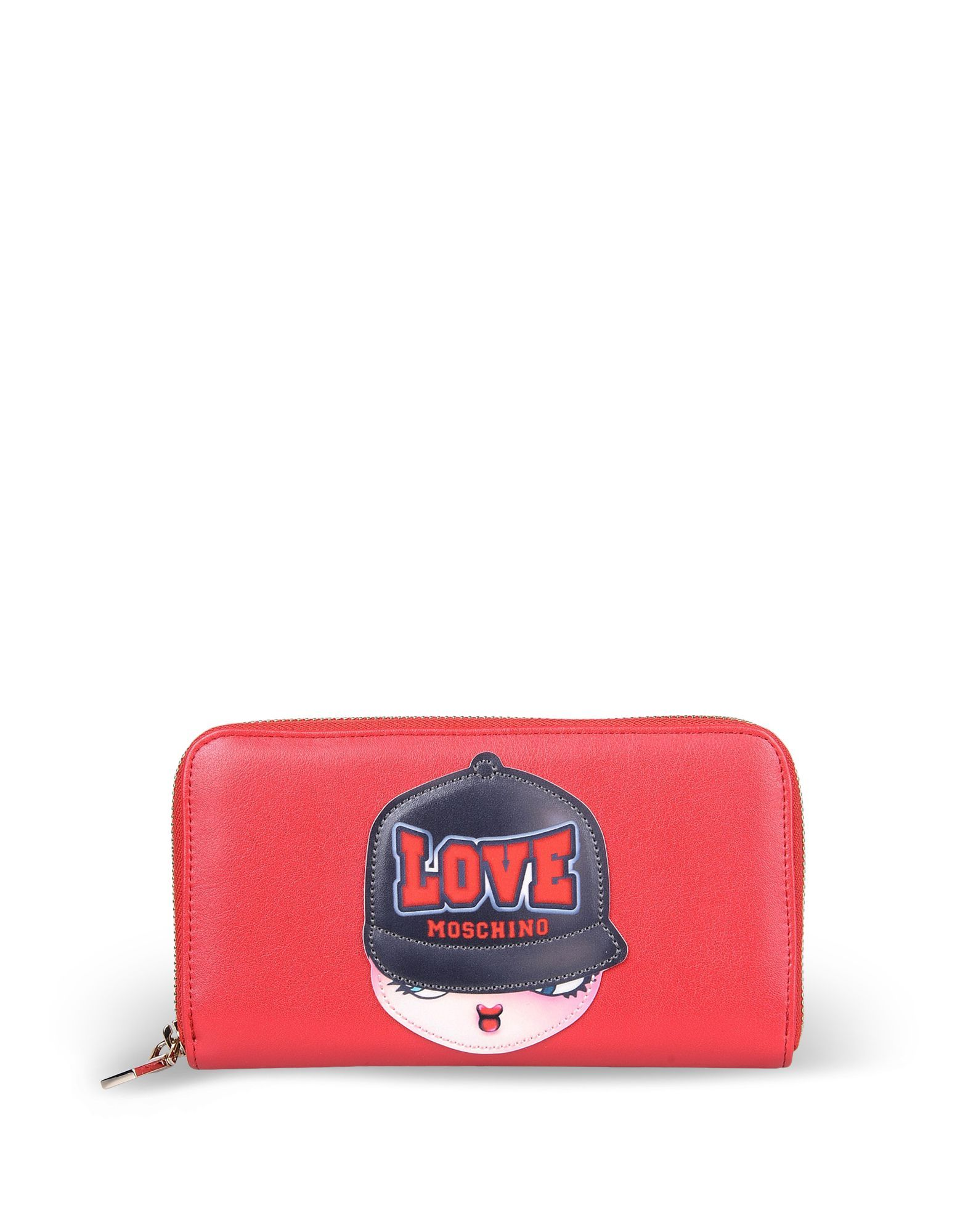 f89d8dff74 Wallet Women - Moschino Online Store | Cool coin purses, wallets and ...
