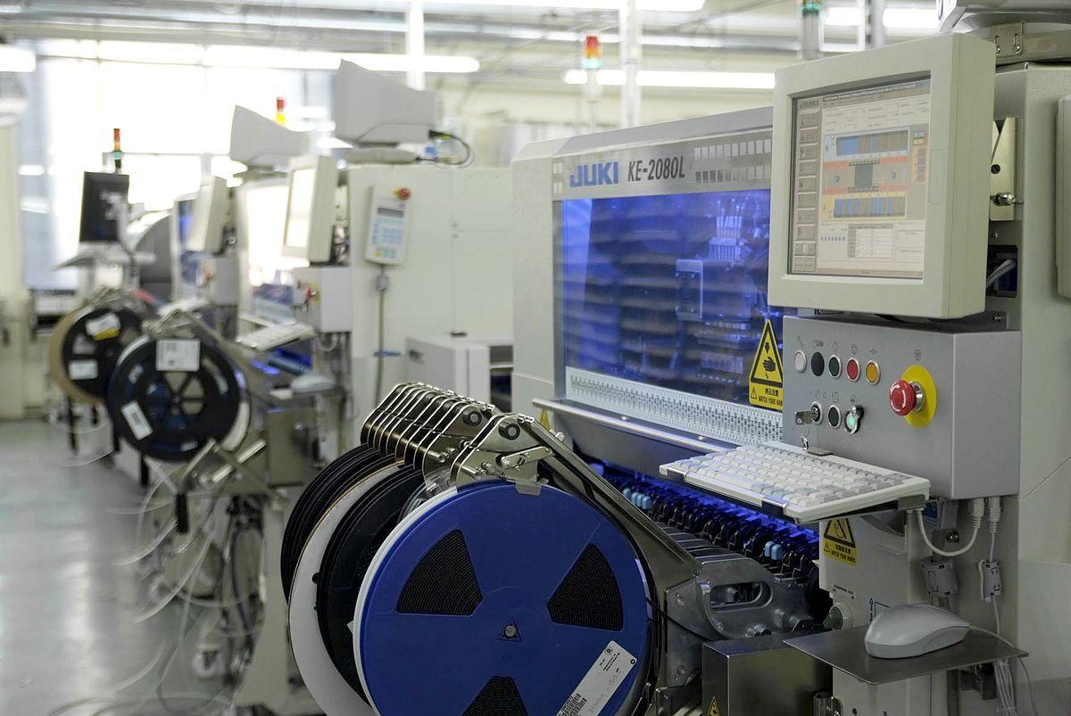 Juki Sewing Machines Manufacturing Programme Manager Surface