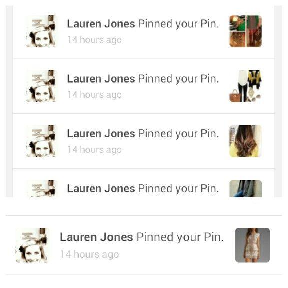 Thank you @Lauren Jones for repining :)