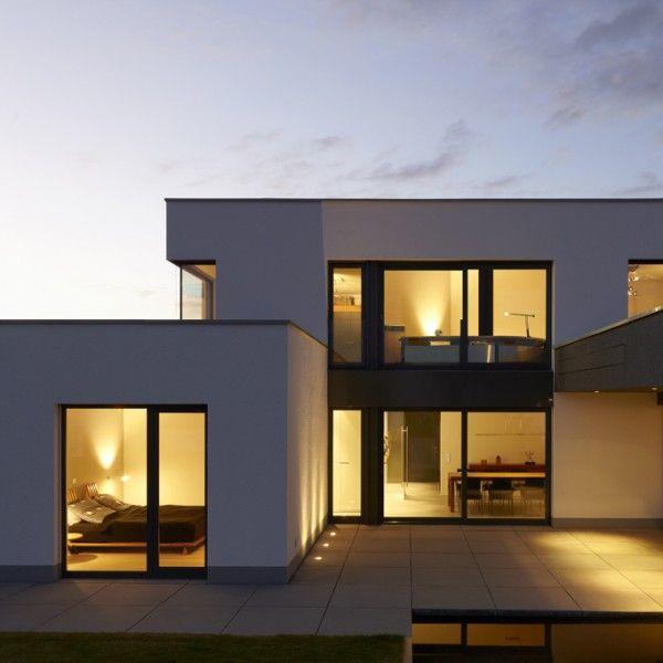 Neubau Einfamilienhaus Flachdach: Bauhaus In 2019