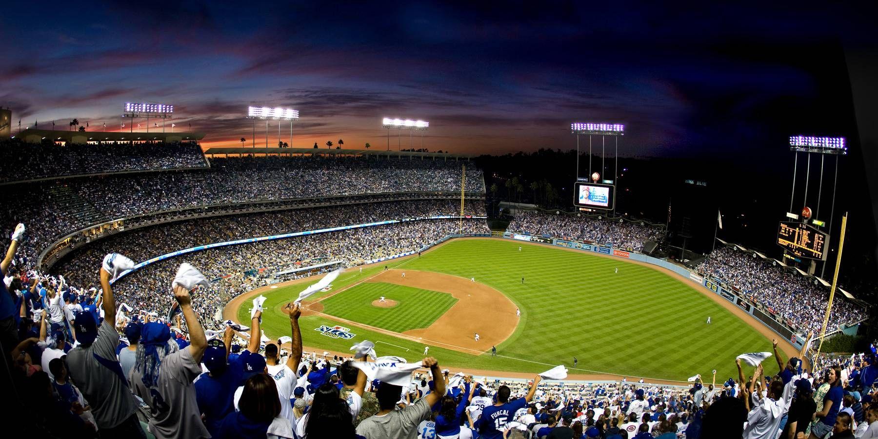 Image result for dodger stadium