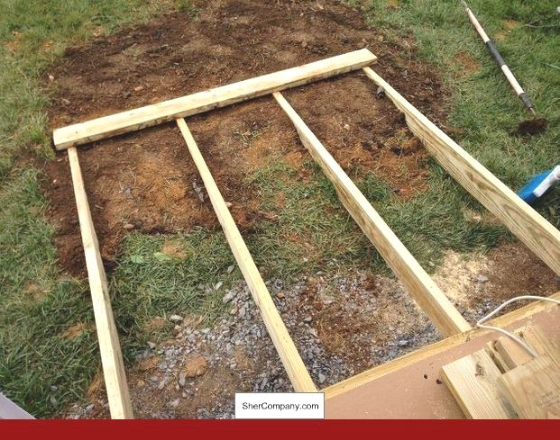 Shed Roof Shelter Plans and PICS of Plans To Build A ...