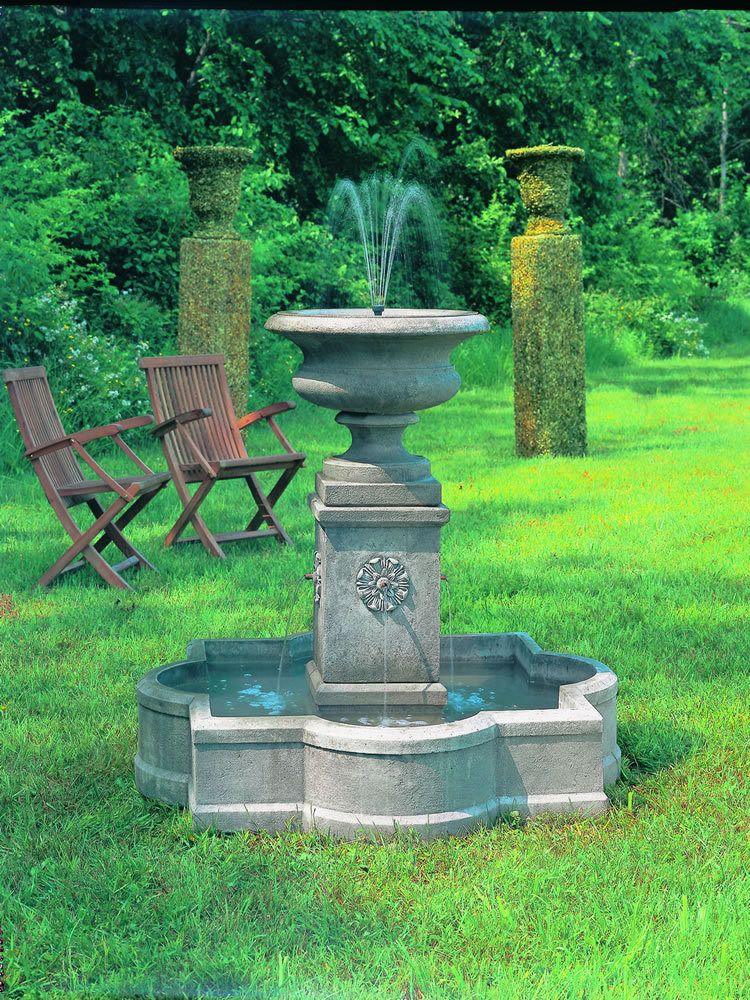 Garden Ideas · The Palazzo Urn Fountain   Garden Fountains U0026 Outdoor Decor
