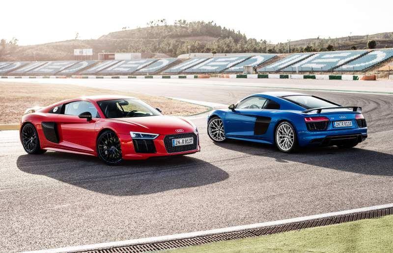 First Drive 2017 Audi R8 V10 Plus Audi r8 v10, Audi r8