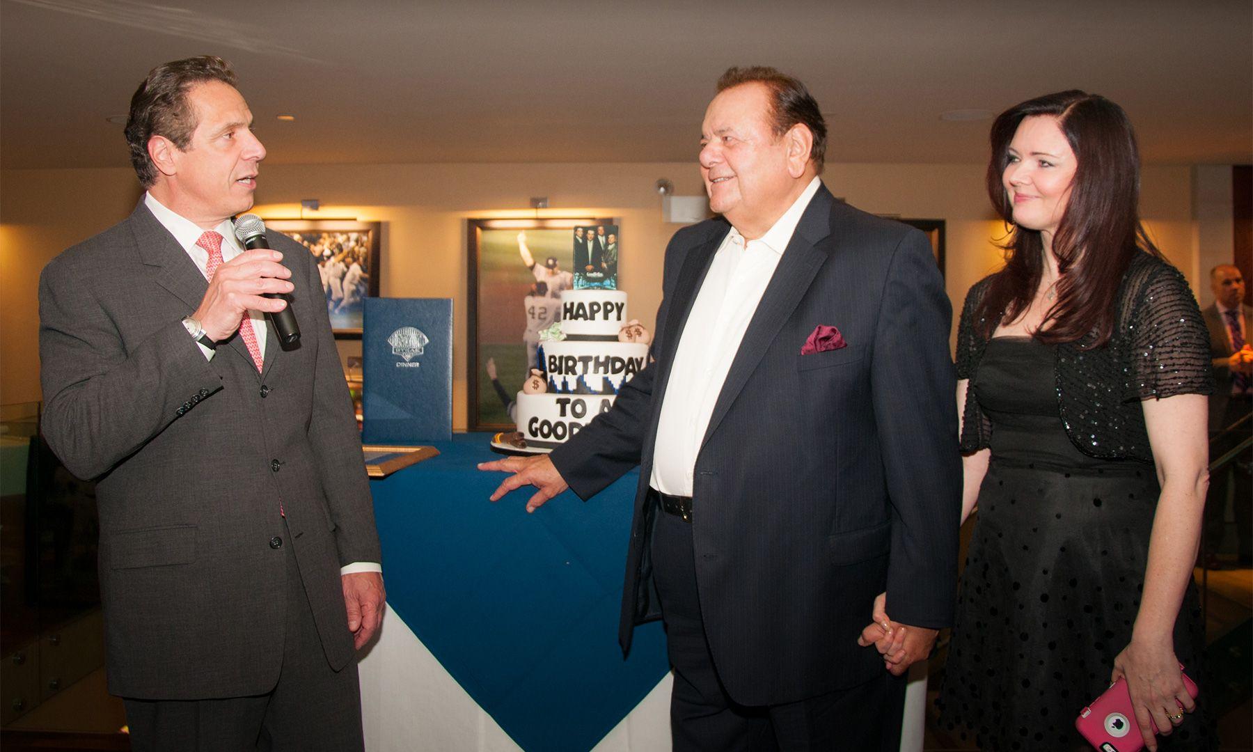 Pictures Inside Paul Sorvino S 76th Birthday Celebration At Nyy Steak In New York City Dujour Paul Sorvino Celebrities 76th Birthday