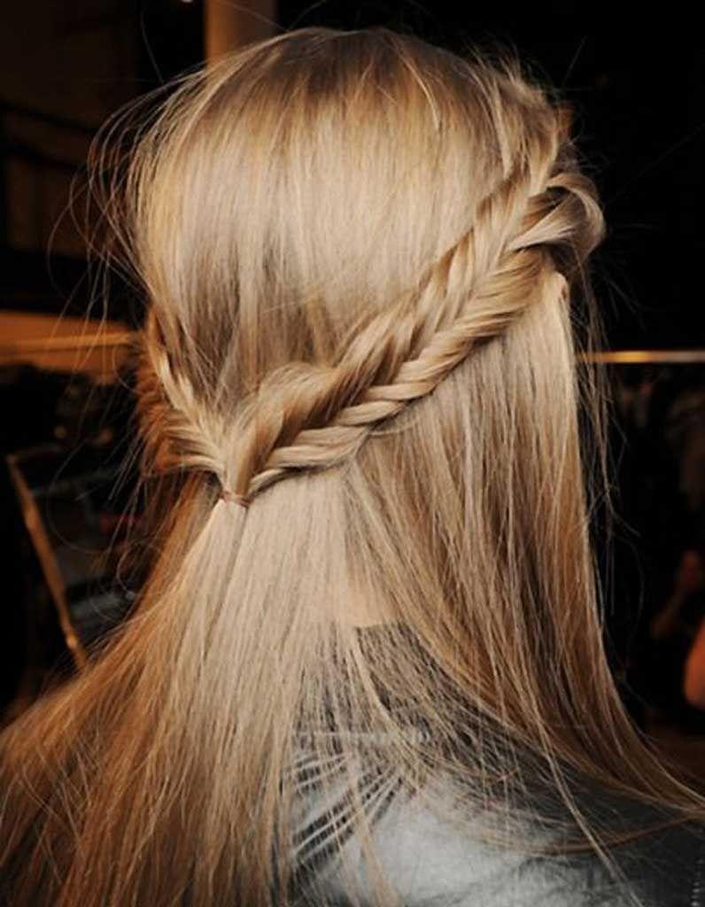 11+ Coiffure tresses cheveux fins inspiration