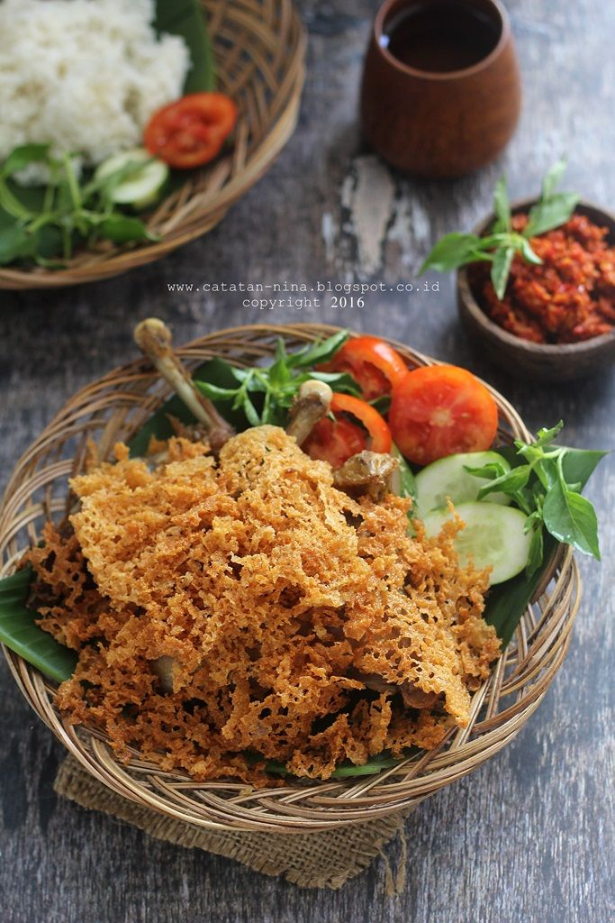 Pinterest Indonesian Food Photography