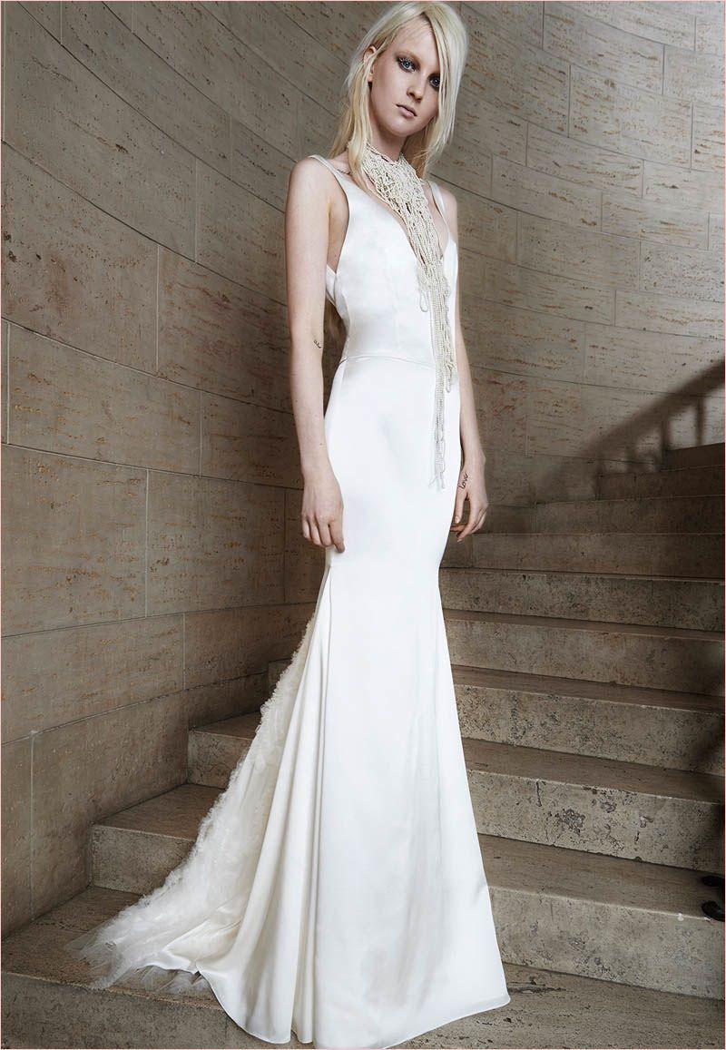 Vera Wang Bridal Spring 2015 Wedding Dresses | Pinterest | Vera wang ...