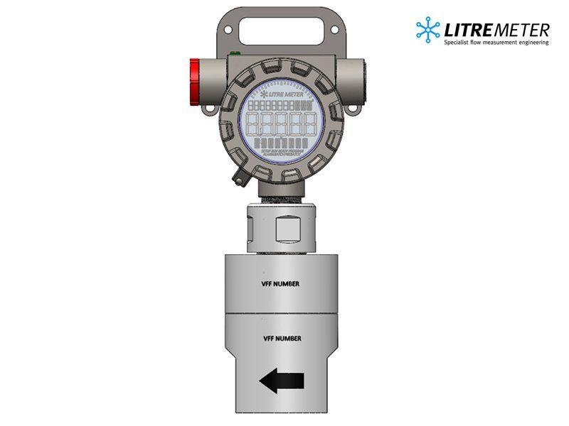 mechanical flow meters for water