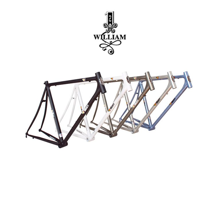 700C Frame Chrome-Molybdenum Steel LUG 520 Road Bike Frame Vintage ...