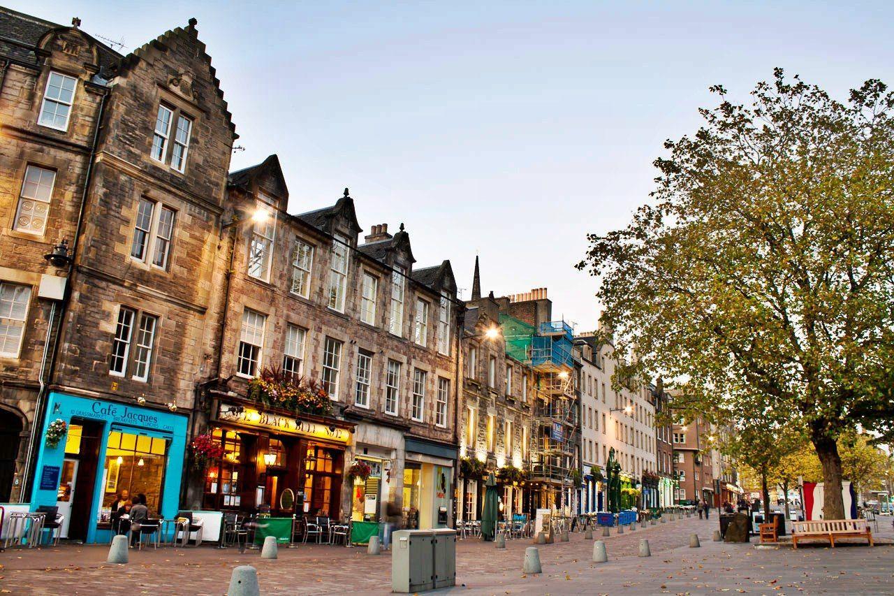 Edinburgh Market | Edinburgh