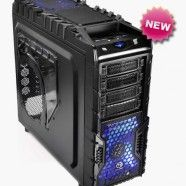Prebuilt PC System Intel Hex Core i7 3930K GTX690 4GB VRAM 32GB Memory 120GB SSD X79 Gaming Desktop Computer #1000841199