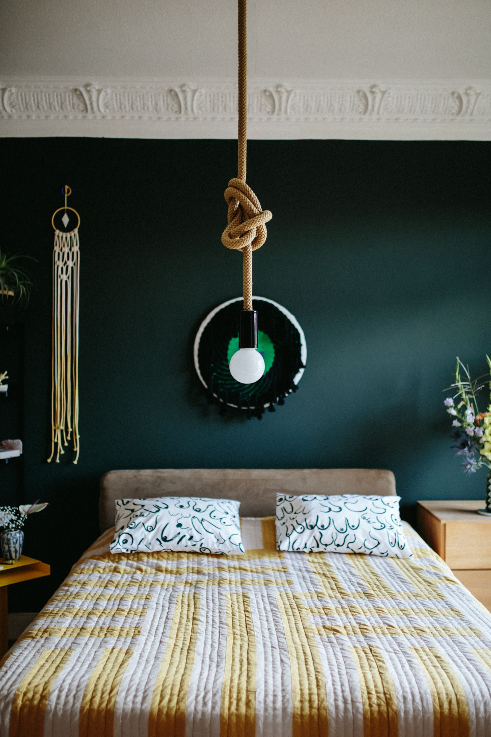 Schlafzimmer Hamburg türchen 4 farrow zu besuch und bälle