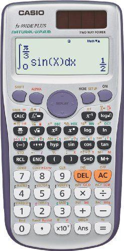 Casio FX-991DE Plus technisch-wissenschaftlicher Rechner…