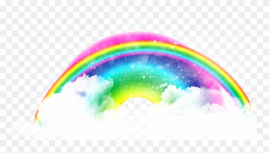 Colorful Frames Rainbows Free Images Rainbow Png Rainbow On A Cloud Transparent Background Clipart In 2020 Rainbow Png Colorful Frames Background Clipart