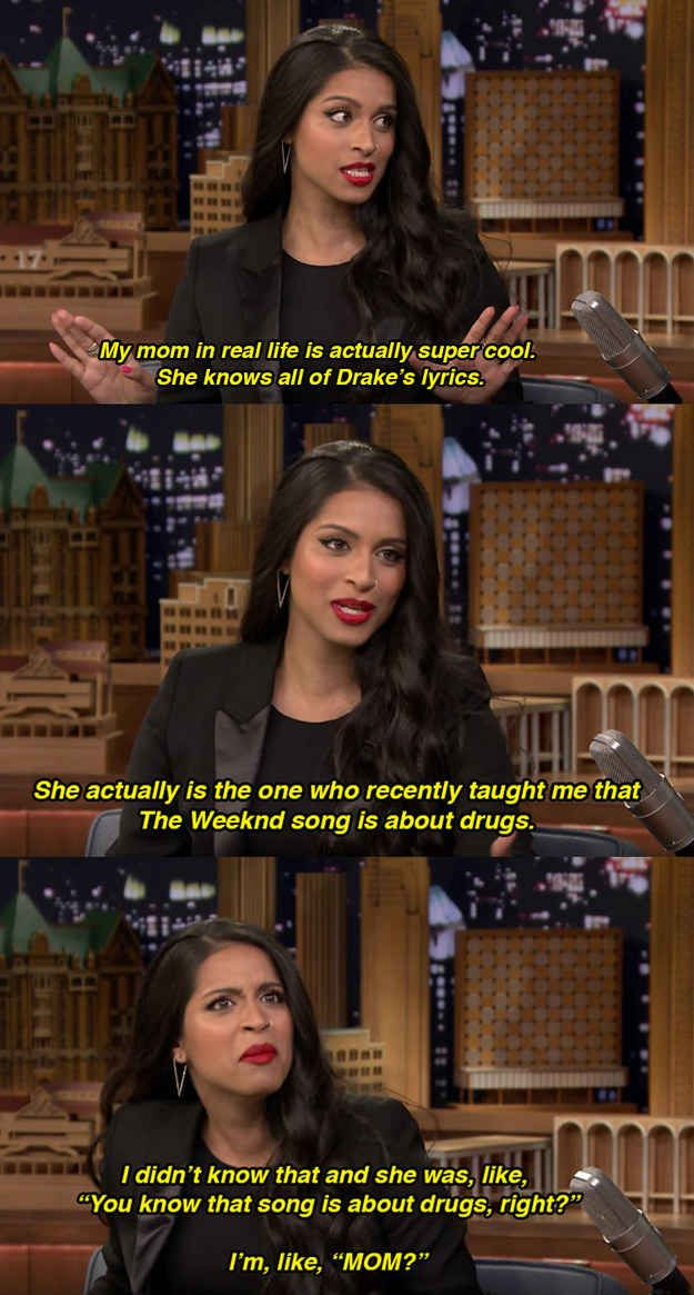 Here's Everything That Went Down When Lilly Funny