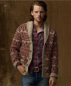 839dbdeaa Men s Knit Style on Pinterest