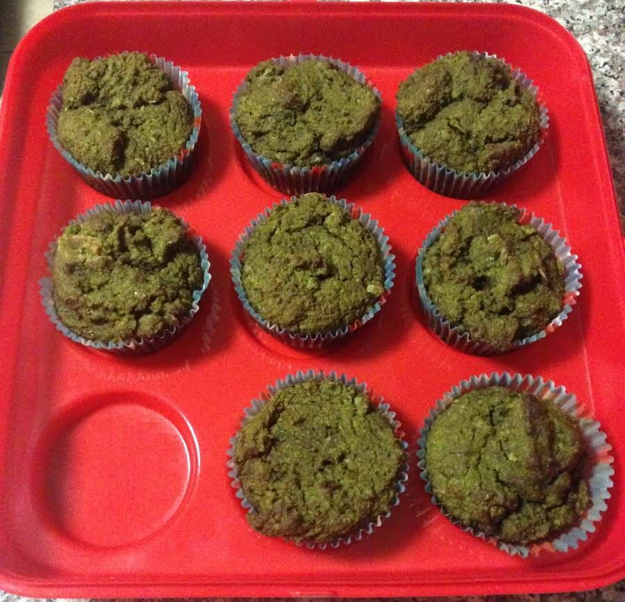 Matcha Green Tea Muffin (Gluten Free) Recipe Green tea