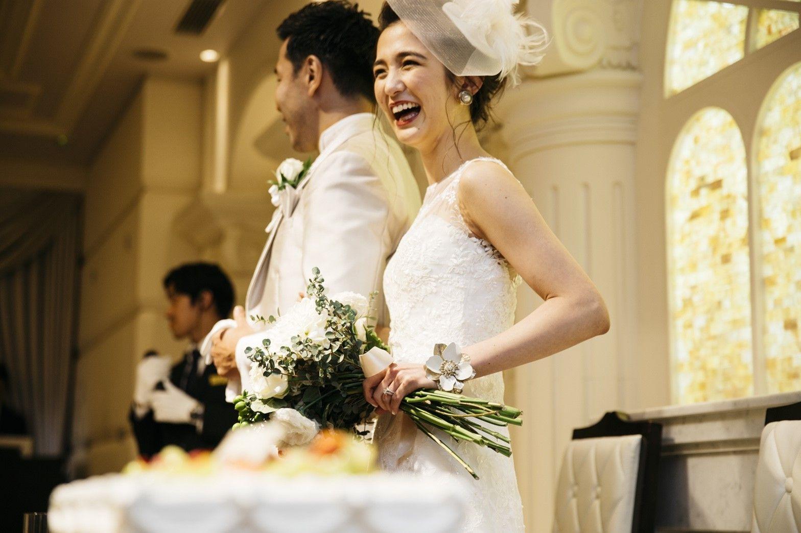 モデル 片桐ゆたか 結婚式を挙げるまでのマイルール10 ウェディング ウェディング プラン 結婚式 披露宴