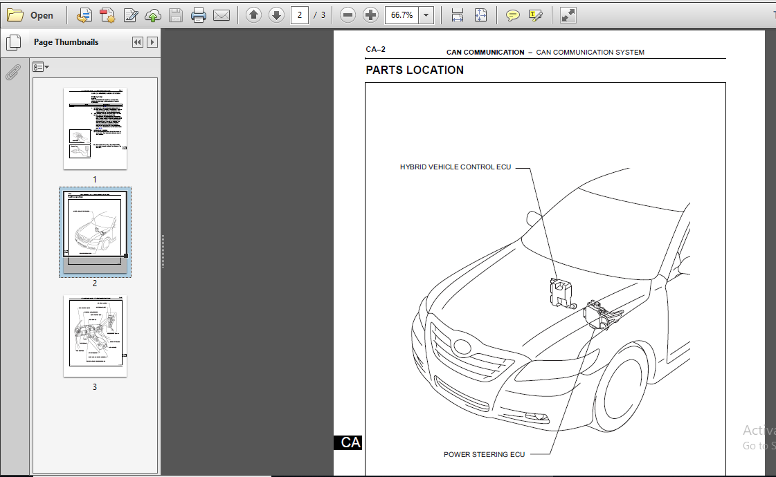 Toyota Camry Hybrid 2007 2009 Service Repair Manual Pdf Download Hey Downloads In 2020 Camry Repair Manuals Toyota Camry