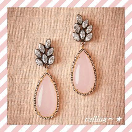 関税.送料込!!★BHLDN★Roza Teardrop Earrings