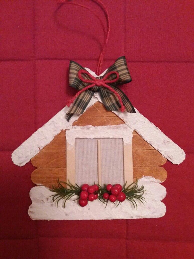 Tarjetas navide as ornamenti di natale fai da te for Ornamenti casa