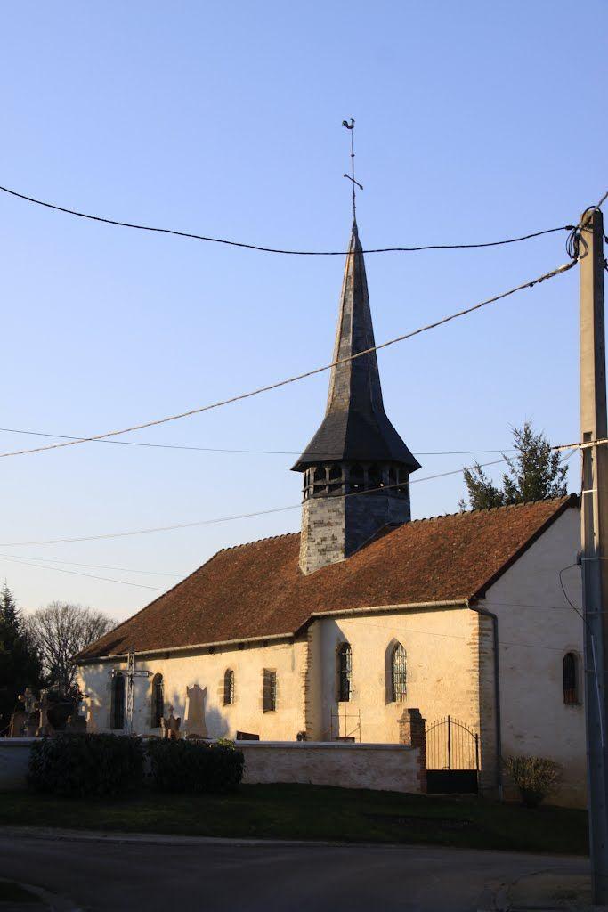 eglise de Fralignes, Champagne-Ardennes