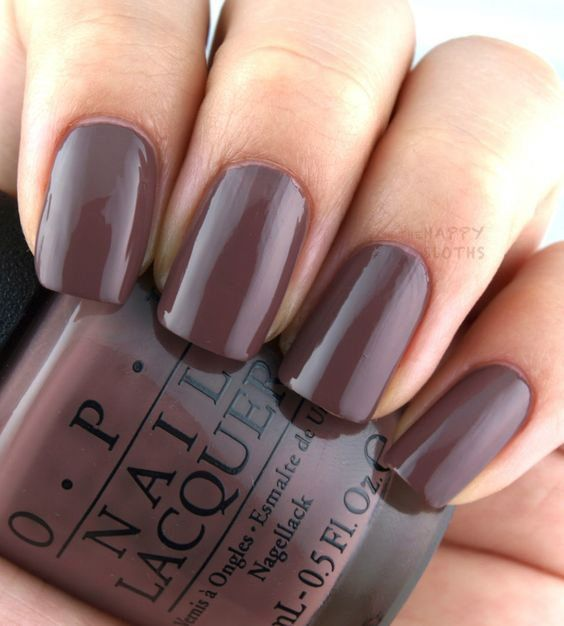 Opi Washington DC collection - Richest brown for autumn winter ...