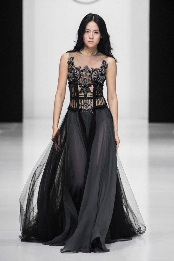 cb453d8234f72eb Лучшие вечерние платья 2018-2019 года – фото, идеи, новинки вечерних платьев