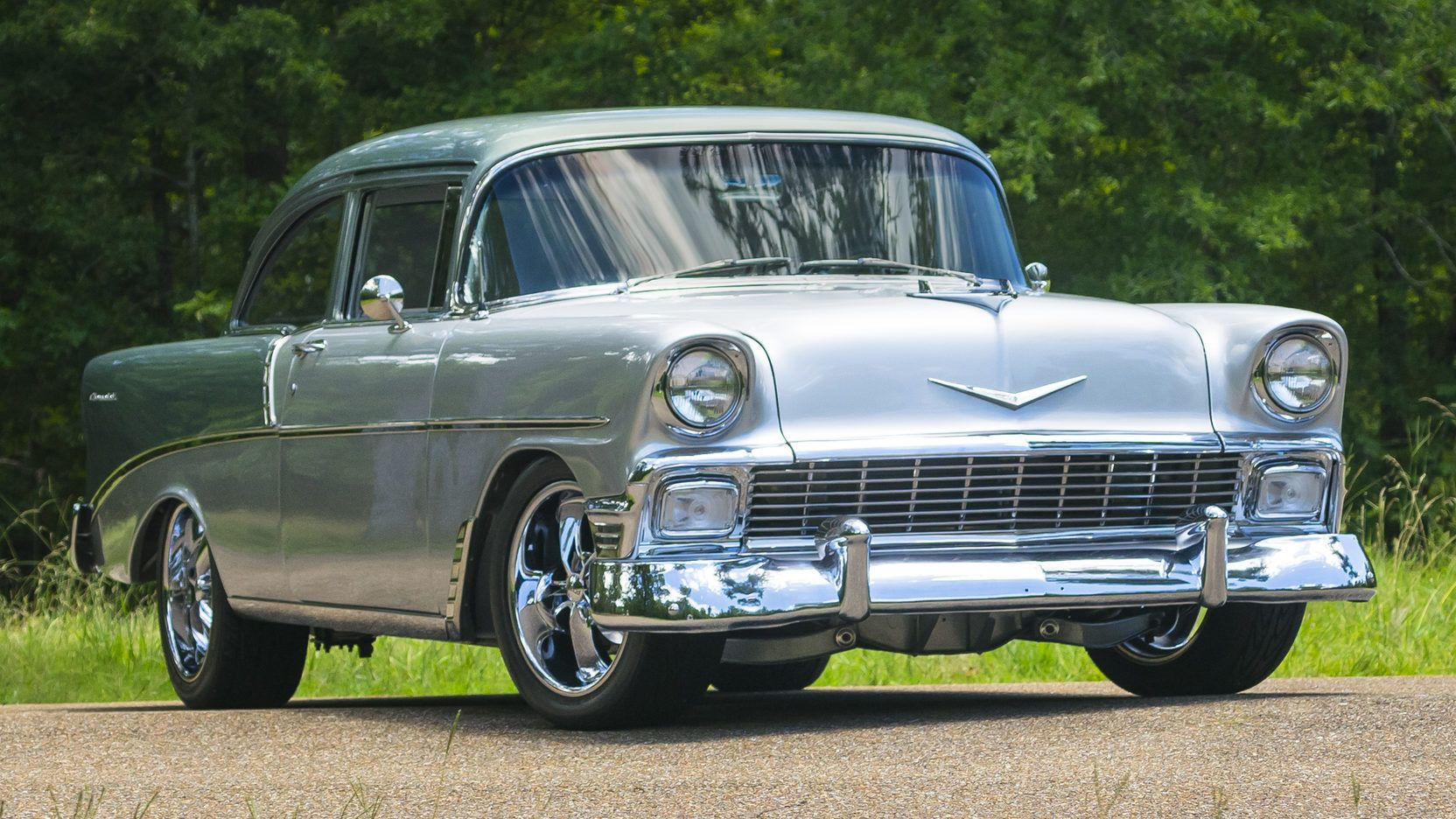 1956 Chevrolet 210 Presented As Lot F95 At Las Vegas Nv