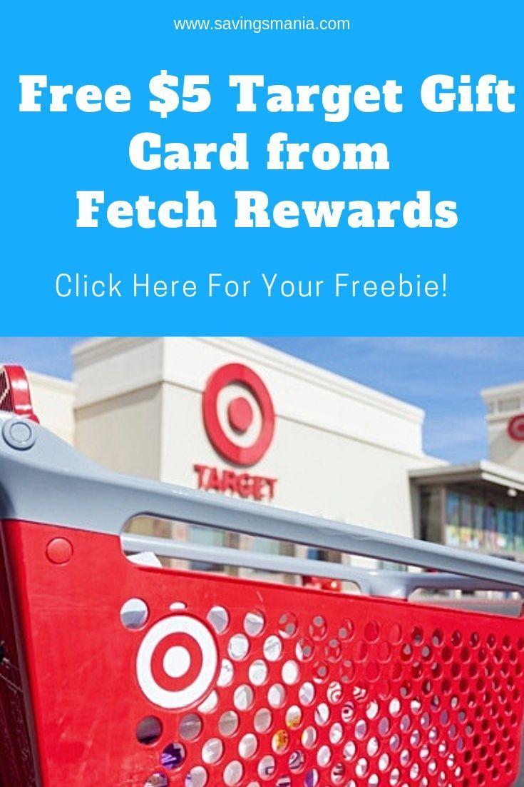 Free 5 target gift card get enough free pointscash in