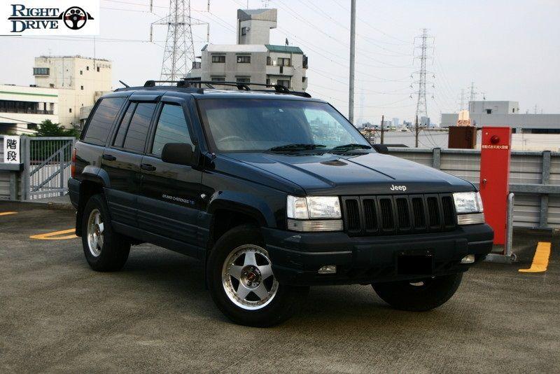 1998 Jeep Grand Cherokee Jeep Jeep Grand Cherokee Jeep Zj