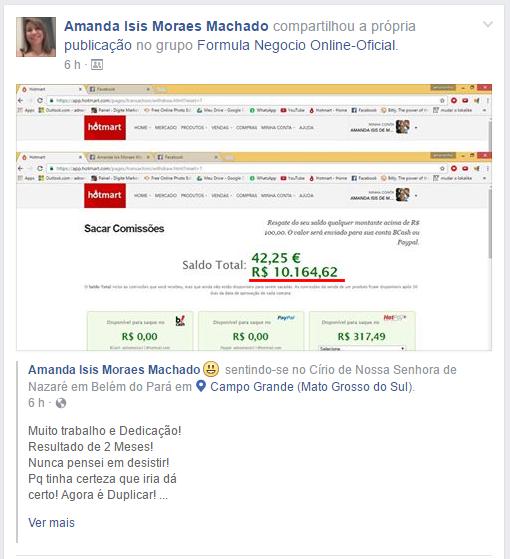 formula negócio online